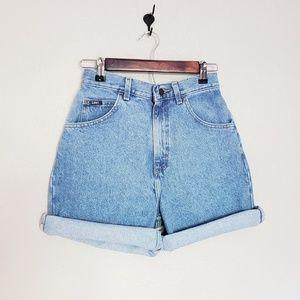 Vintage Mom Jean Shorts Size 6L